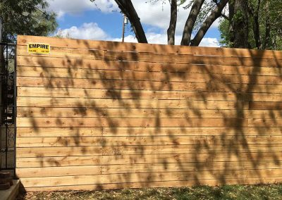 Empire Privacy Fence