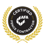 AFA Certified Fence Contractor