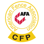 AFA Certified Fence Professional