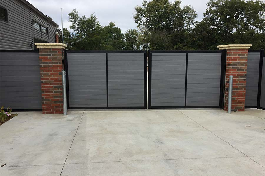 Automated Driveway Gates (Professional Design & Installation)