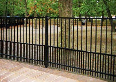 Ameristar Metal Fence