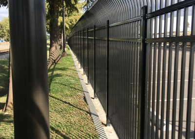 Ameristar Metal Security Fence