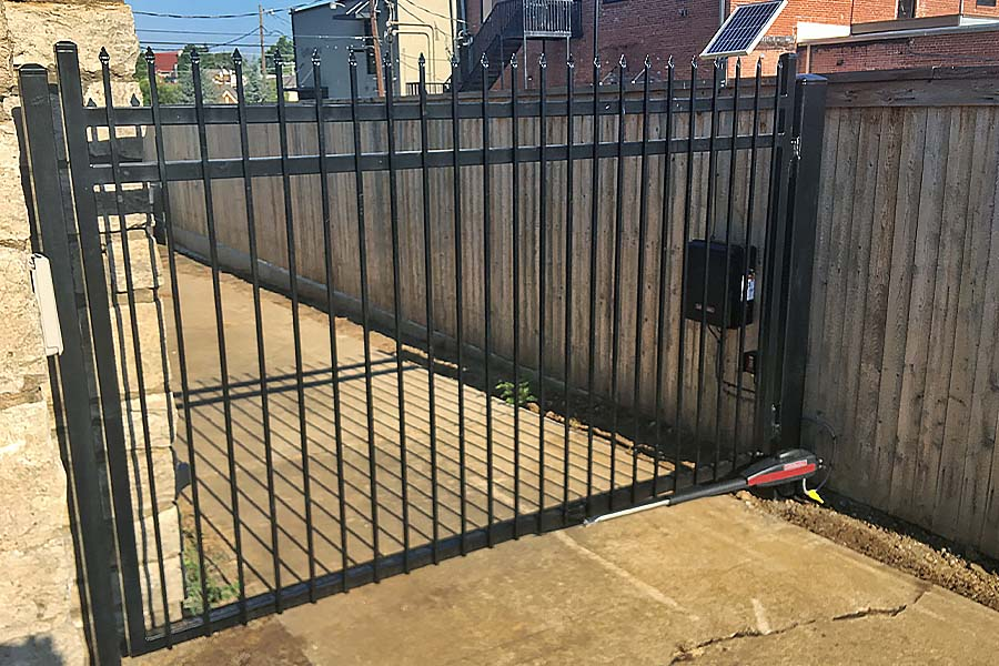 Linear Actuator Gate Opener