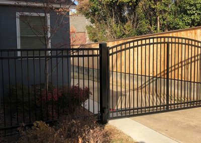 Metal Gate Fencing