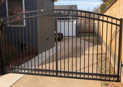 Ameristar Metal Driveway Gate