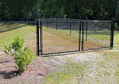 Black Park Fence
