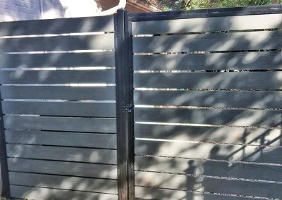Residential Fence Gate