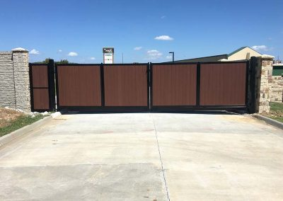Commercial Privacy Automatic Gate