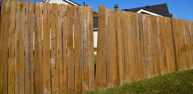Repair Your Fence Pickets