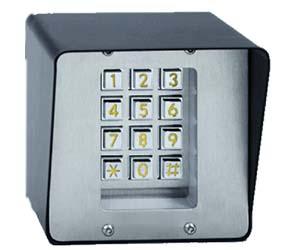Keypad Gate Access