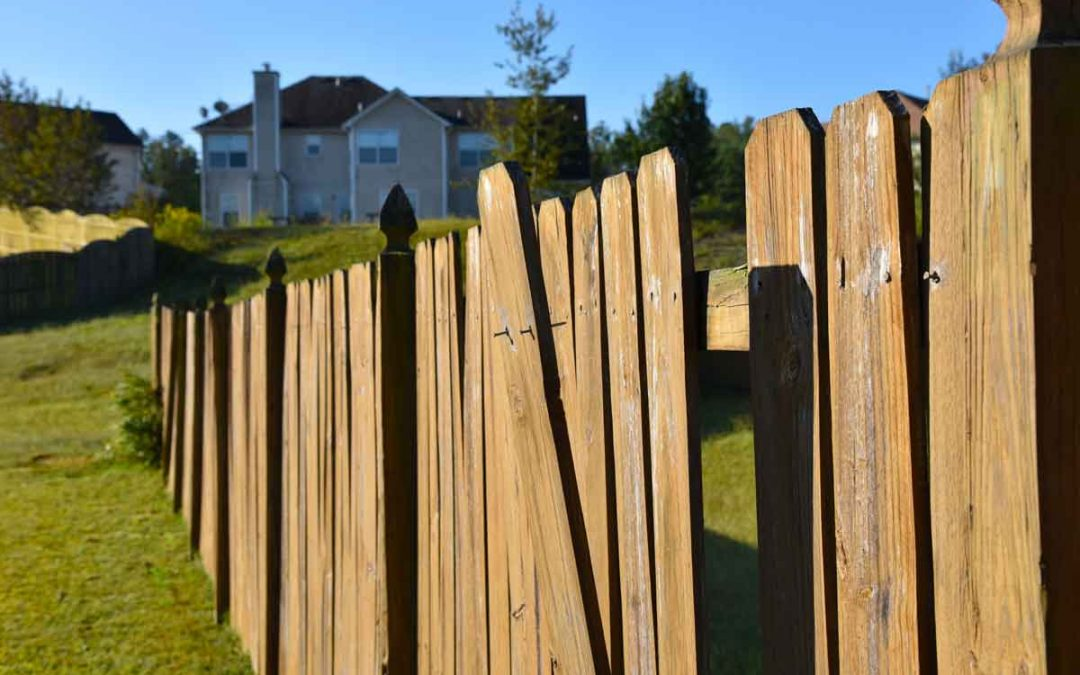 How to Fix a Fence (DIY Fence Repair & Maintenance)