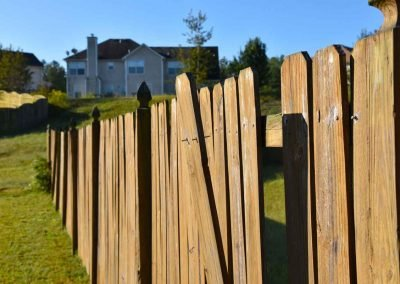 How to Fix a Fence