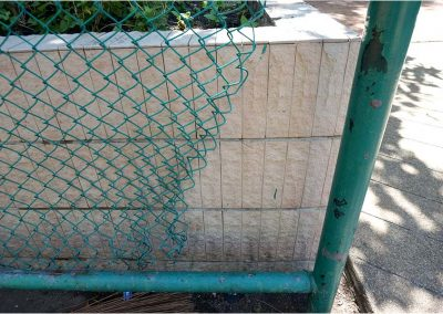 Loose Chain Link