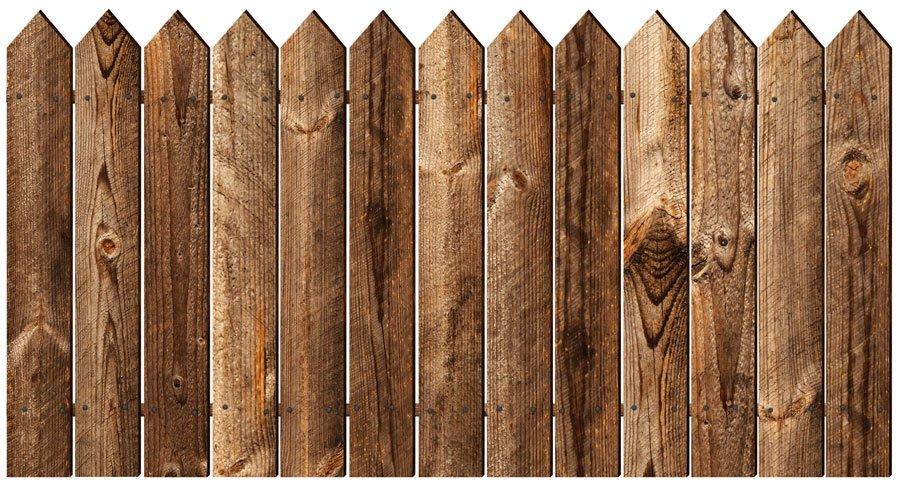 Gothic Fence Design